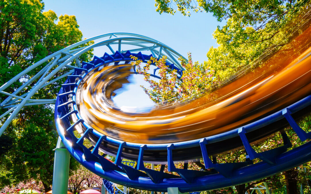 Which theme park in Texas has been exposed to the most injury claims?